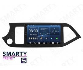 Штатная магнитола KIA Picanto 2010-2014 – Android – SMARTY Trend