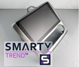 Штатная магнитола Ford Focus II 2009-2011 (Auto-Aircondition) – Android 10 – SMARTY Trend