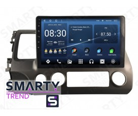 Штатная магнитола Honda CIVIC 4D 2006-2011 – Android – SMARTY Trend