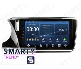 Штатная магнитола Honda City 2014 – Android – SMARTY Trend