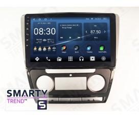 Штатная магнитола Skoda Octavia A5 2004-2013 (Auto Air-Conditioner version) – Android – SMARTY Trend