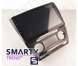 Штатная магнитола Skoda Octavia A5 2004-2013 (Auto Air-Conditioner version) – Android 10 – SMARTY Trend
