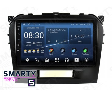 Штатная магнитола Suzuki Vitara 2015+ – Android 10 – SMARTY Trend