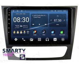 Штатная магнитола Mercedes-Benz CLS-Class (w219) 2001-2009 – Android – SMARTY Trend