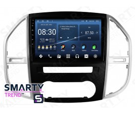 Штатная магнитола Mercedes-Benz Vito 2014-2020 W447 – Android – SMARTY Trend