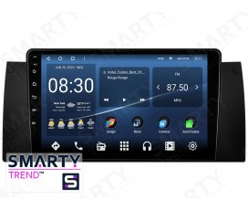 Штатная магнитола BMW X5 Series E53 2000-2007 – Android 10 – SMARTY Trend