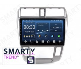 Штатная магнитола Honda City 2008-2011 (Auto Air-Conditioner version) – Android – SMARTY Trend