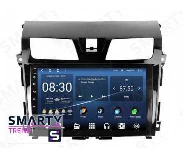 Штатная магнитола Nissan Teana 2014 – Android 10 – SMARTY Trend