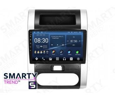 Штатная магнитола Nissan X-Trail 2008-2012 – Android 10 – SMARTY Trend