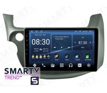 Штатная магнитола Honda Jazz / Fit 2009-2013 – Android 10 – SMARTY Trend
