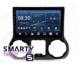 Штатная магнитола Jeep Wrangler 2011-2014 – Android – SMARTY Trend