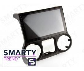 Штатная магнитола Jeep Wrangler 2011-2014 – Android 10 – SMARTY Trend