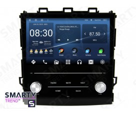 Штатная магнитола Subaru XV 2018+ – Android – SMARTY Trend