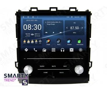 Штатная магнитола Subaru XV 2018+ – Android 10 – SMARTY Trend