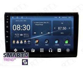 Штатная магнитола Fiat Bravo 2007-2014 – Android – SMARTY Trend