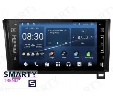 Штатная магнитола Toyota Tundra 2007-2013 – Android 10 – SMARTY Trend