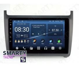 Штатная магнитола Volkswagen Polo 2012-2015 – Android – SMARTY Trend