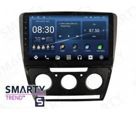 Штатная магнитола Skoda Octavia A5 2004-2013 (Manual Air-Conditioner version) – Android – SMARTY Trend