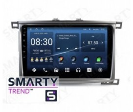 Штатная магнитола Toyota Land Cruiser 100 VX-R – Android – SMARTY Trend