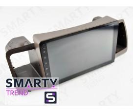 Штатная магнитола Toyota Corolla 2007 – Android – SMARTY Trend