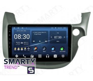Штатная магнитола Honda Jazz / Fit 2009-2013 RHD – Android – SMARTY Trend
