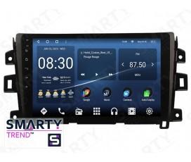 Штатная магнитола Nissan Navara NP300 (Low) – Android – SMARTY Trend
