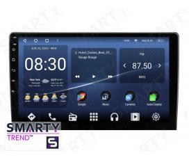 Штатная магнитола KIA Optima K5  (EU) – Android – SMARTY Trend