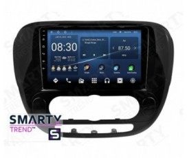 Штатная магнитола KIA Soul 2014 (Manual Air-Conditioner version) – Android – SMARTY Trend