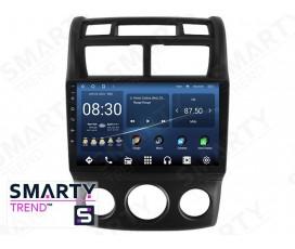 Штатная магнитола KIA Sportage 2004-2010 (Manual Air-Conditioner version) – Android – SMARTY Trend