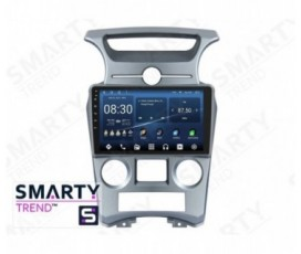 Штатная магнитола KIA Carens 2007-2011 (Auto Air-Conditioner version) – Android – SMARTY Trend