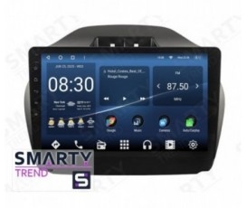 Штатная магнитола Hyundai ix35 2009-2012 – Android – SMARTY Trend