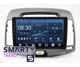 Штатная магнитола Hyundai Elantra 2007-2011 – Android – SMARTY Trend