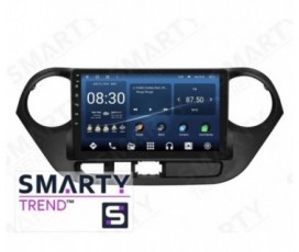 Штатная магнитола Hyundai i10 RHD – Android – SMARTY Trend