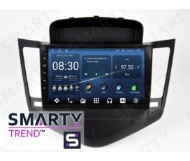 Штатная магнитола Chevrolet Cruze 2008-2013 – Android – SMARTY Trend