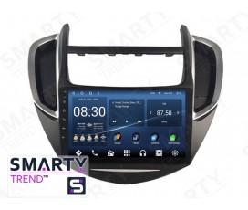 Штатная магнитола Chevrolet Trax – Android – SMARTY Trend