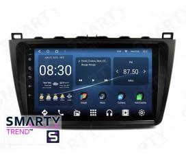 Штатная магнитола Mazda 6 2007-2013 – Android – SMARTY Trend