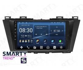 Штатная магнитола Mazda 5 2010-2015 – Android – SMARTY Trend