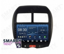 Штатная магнитола Mitsubishi ASX 2010-2012 – Android – SMARTY Trend