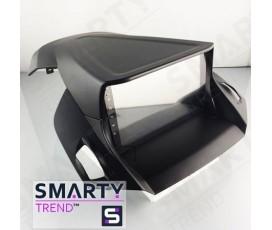 Штатная магнитола Ford Kuga 2013+ – Android – SMARTY Trend