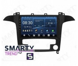 Штатная магнитола Ford S-MAX 2008-2010 – Android – SMARTY Trend