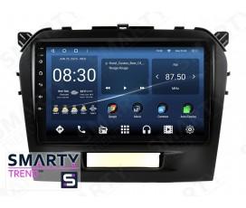 Штатная магнитола Suzuki Vitara 2015+ – Android – SMARTY Trend