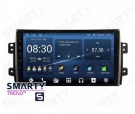 Штатная магнитола Suzuki SX4 2006-2012 – Android – SMARTY Trend