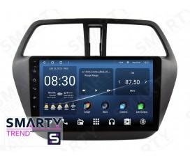 Штатная магнитола Suzuki SX4 2013+ – Android – SMARTY Trend