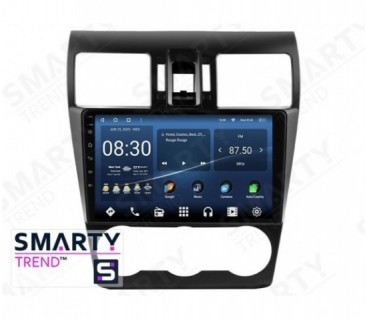 Штатная магнитола Subaru Forester 2013-2014 – Android – SMARTY Trend