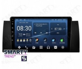 Штатная магнитола BMW X5 Series E53 2000-2007 – Android – SMARTY Trend