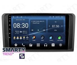 Штатная магнитола Mercedes-Benz GL/ML-Class W164 / X164 2005-2012 – Android – SMARTY Trend