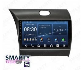 Штатная магнитола KIA Cerato / Forte / K3 2013-2016 – Android – SMARTY Trend