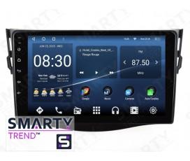 Штатная магнитола Toyota RAV4 2005-2013 – Android – SMARTY Trend
