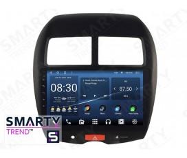 Штатная магнитола Mitsubishi ASX 2012+ – Android – SMARTY Trend