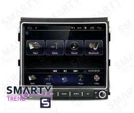 Штатная магнитола Porsche Cayenne 2011+ - Android - SMARTY Trend